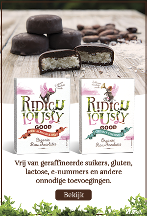 Ridiculously Good Organic Raw Chocolates