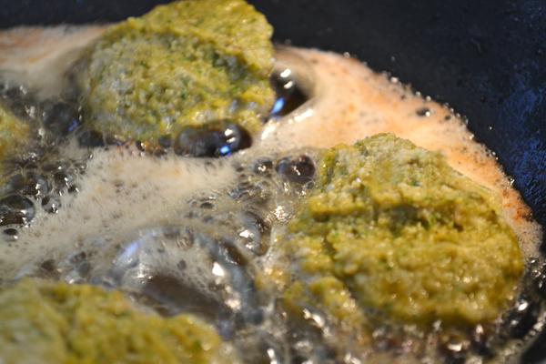 falafel bakken