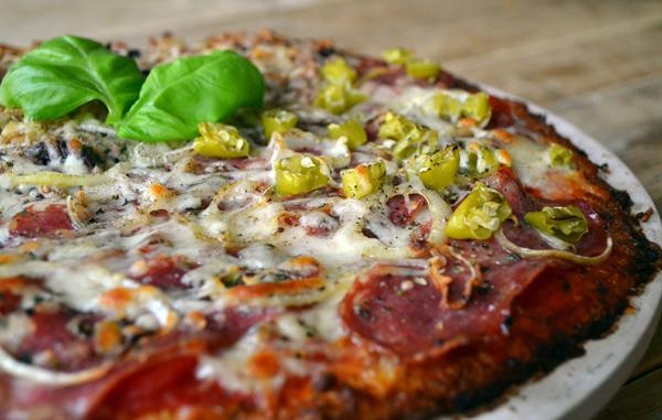 de gezondste pizza die er is!