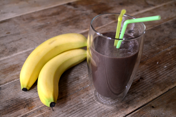 superfood smoothie rauwe cacao