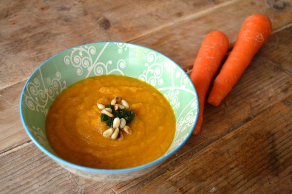 wortelsoep recept