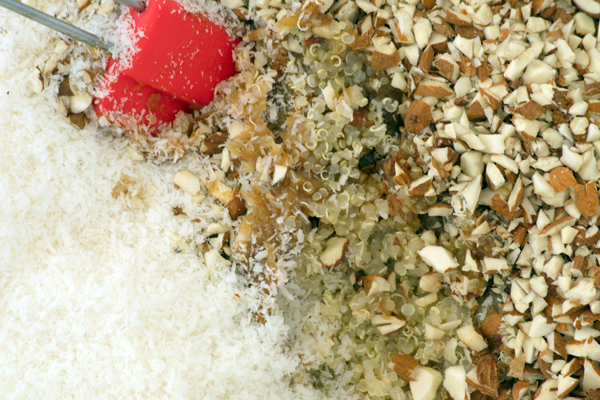 quinoa repen mix