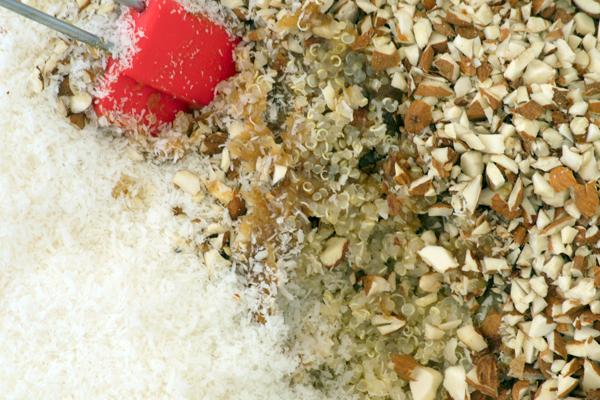 quinoa repen mix