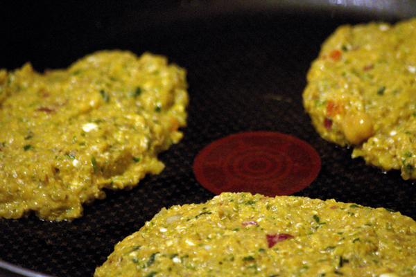quinoaburgers bakken