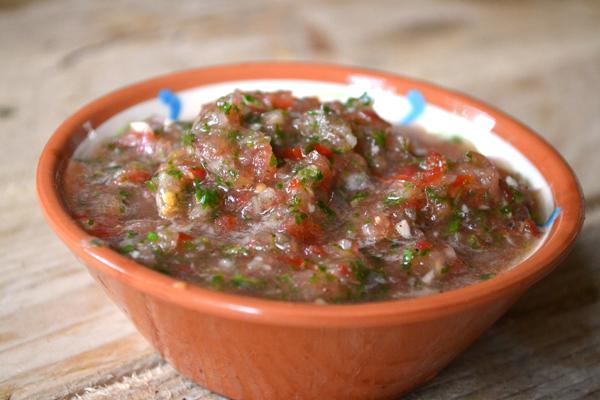 mexicaanse salsa