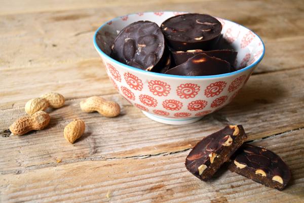 gezonde snickers maken