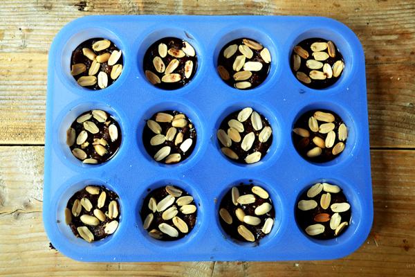 zelf snickers maken
