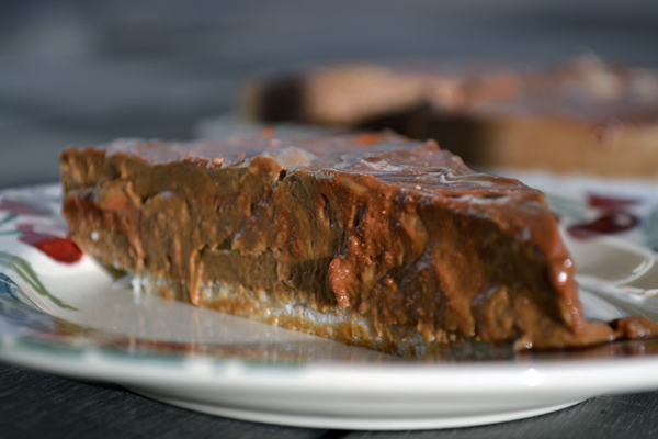 chocolade kokostaart recept