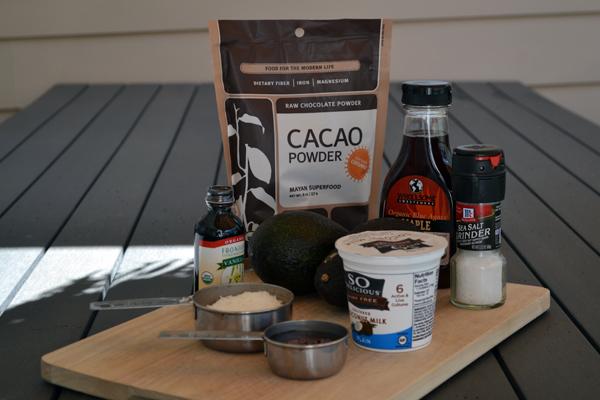 chocolade kokostaart ingredienten