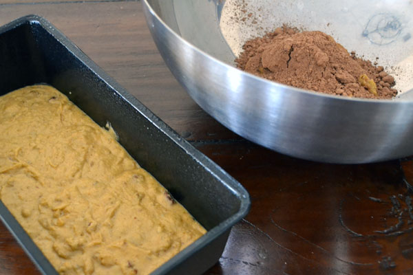 gezonde chocolade cake maken