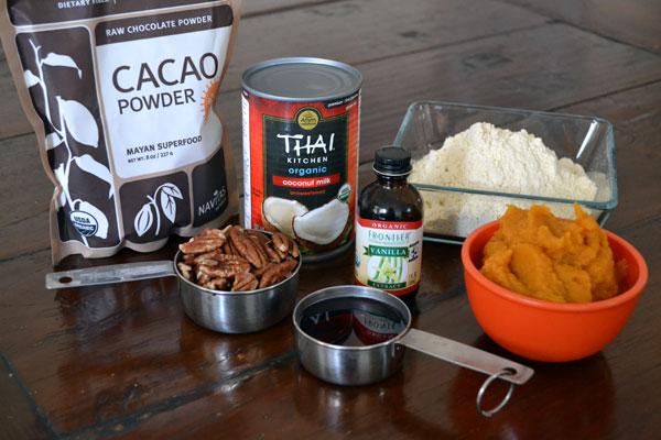 gezonde cake ingredienten