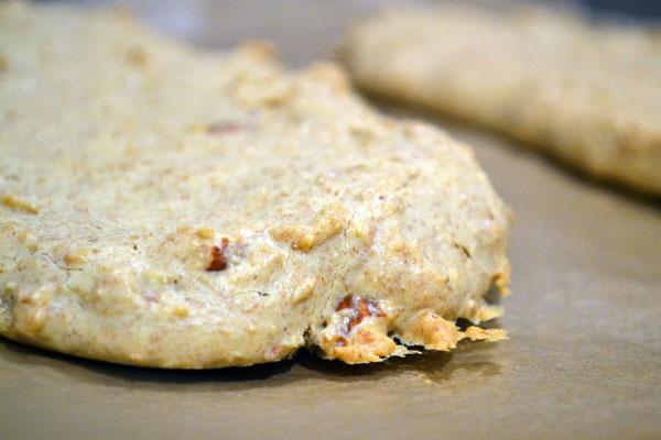 glutenvrije biscottis maken