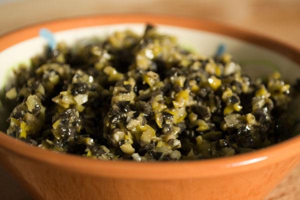 olijven tapenade recept
