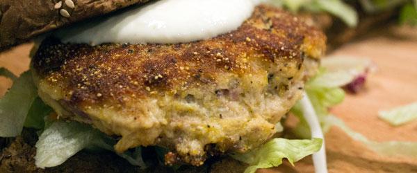 gezond recept makreelburgers