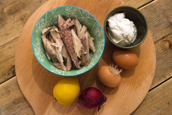 makreel gezond recept