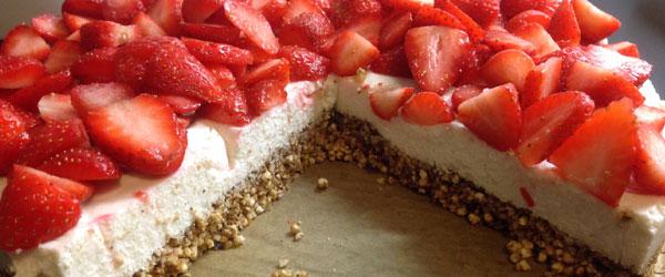 gezonde cheesecake maken