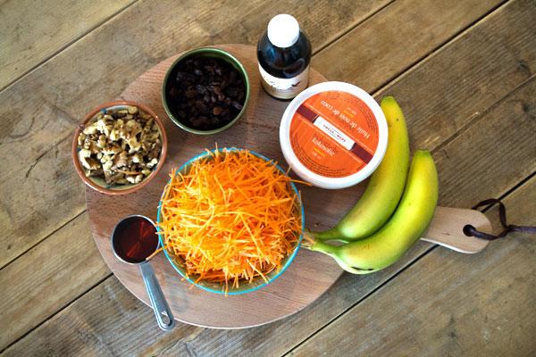worteltaart ingredienten