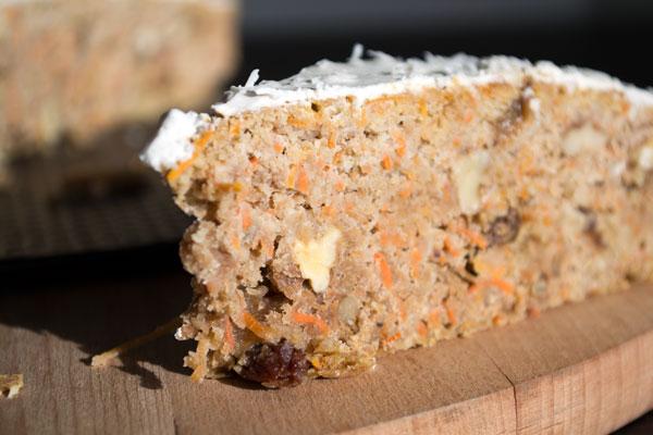 recept voor worteltaart