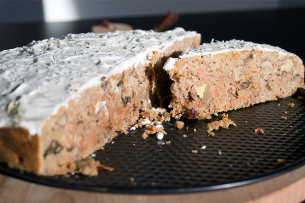 worteltaart recept