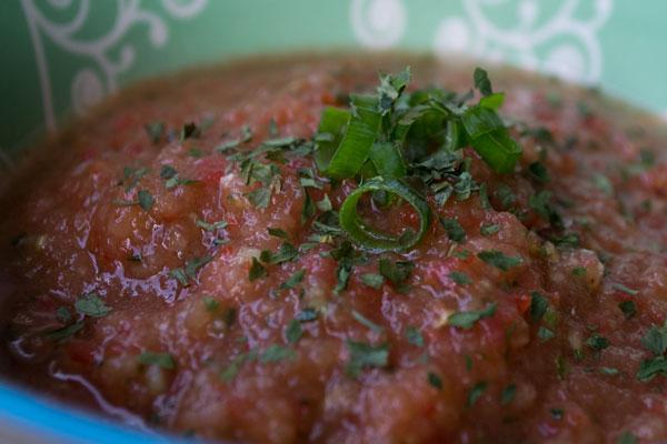 recept voor gazpacho