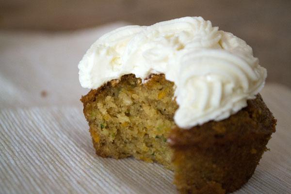 courgette cupcakes suikervrij recept
