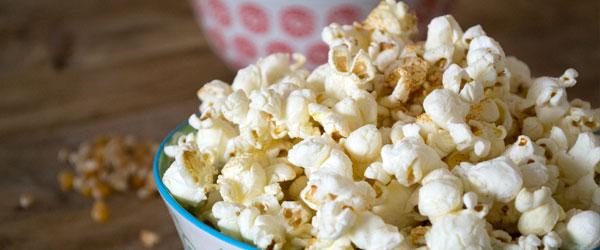 popcorn maken recept