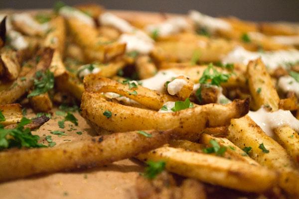 pastinaak frietjes recept
