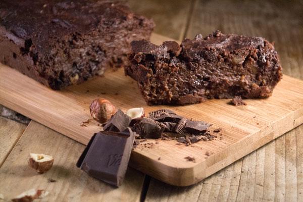 chocoladecake recept suikervrij