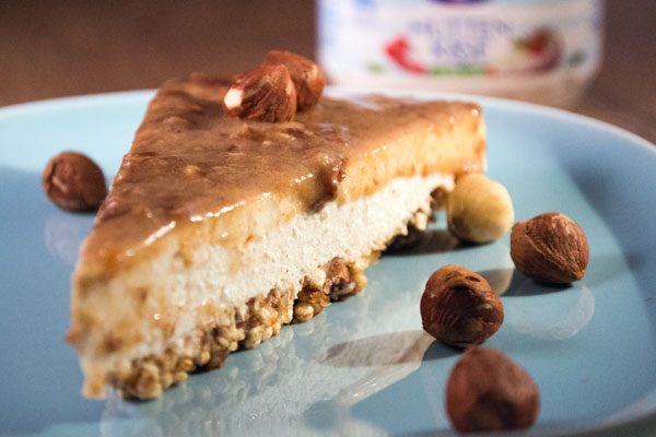 cheesecake recept huttenkase