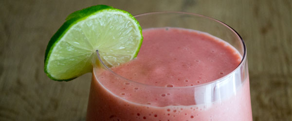 pink power smoothie recept