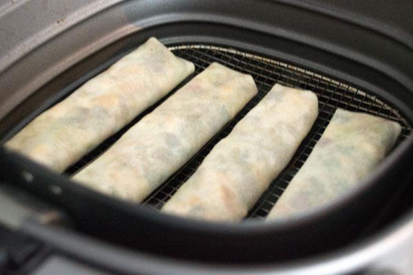 philips airfryer loempias recept