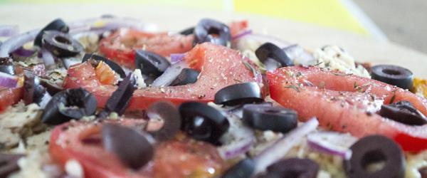 glutenvrije pizza tonijn wrap recept featured