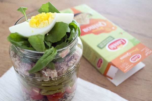 lassi quinoa salade nicoise recept