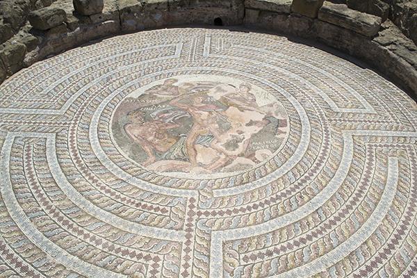 eerlijkereten cyprus mozaik