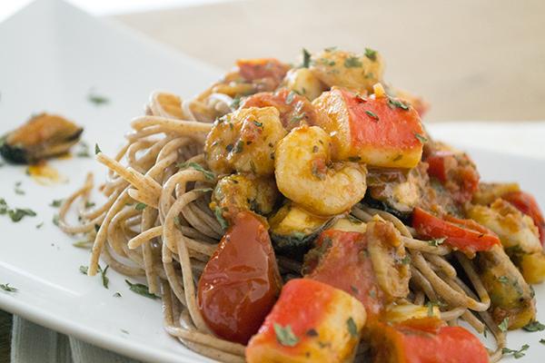 jamie pasta frutti di mare recept