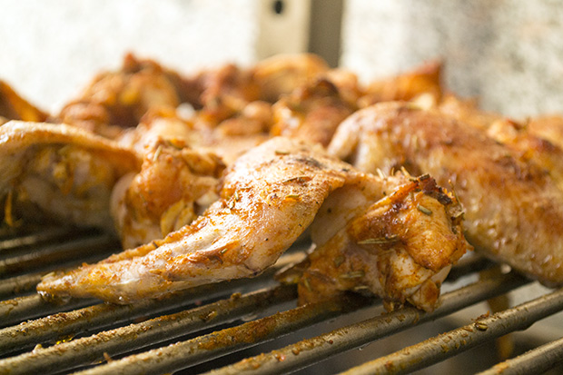 recept chickenwings barbecue