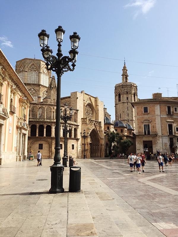 valencia oude stad