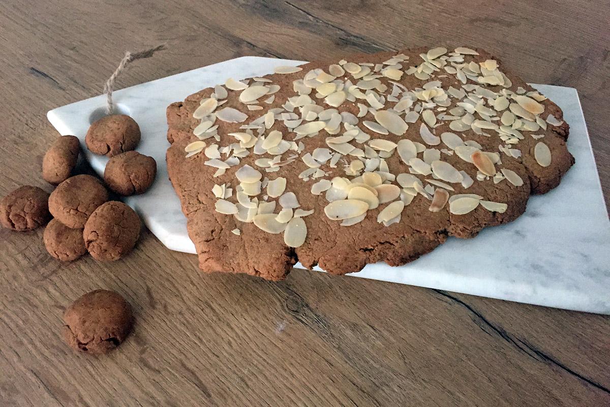 glutenvrij speculaas suikervrij-recept