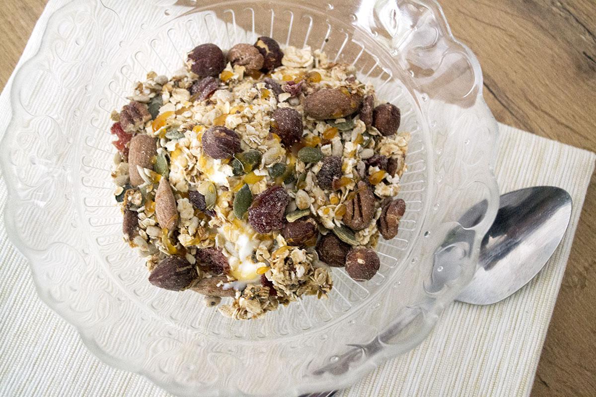 granola recept gezond
