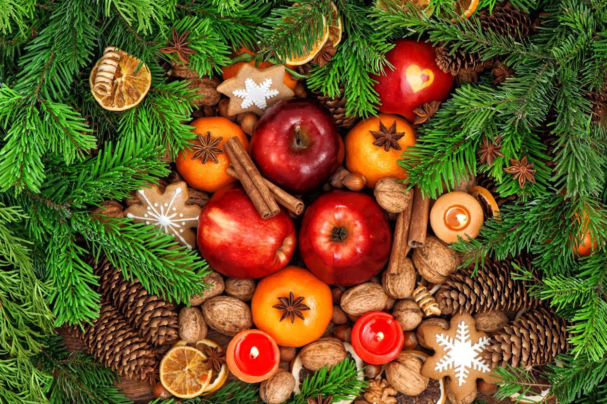 gezond slank feestdagen