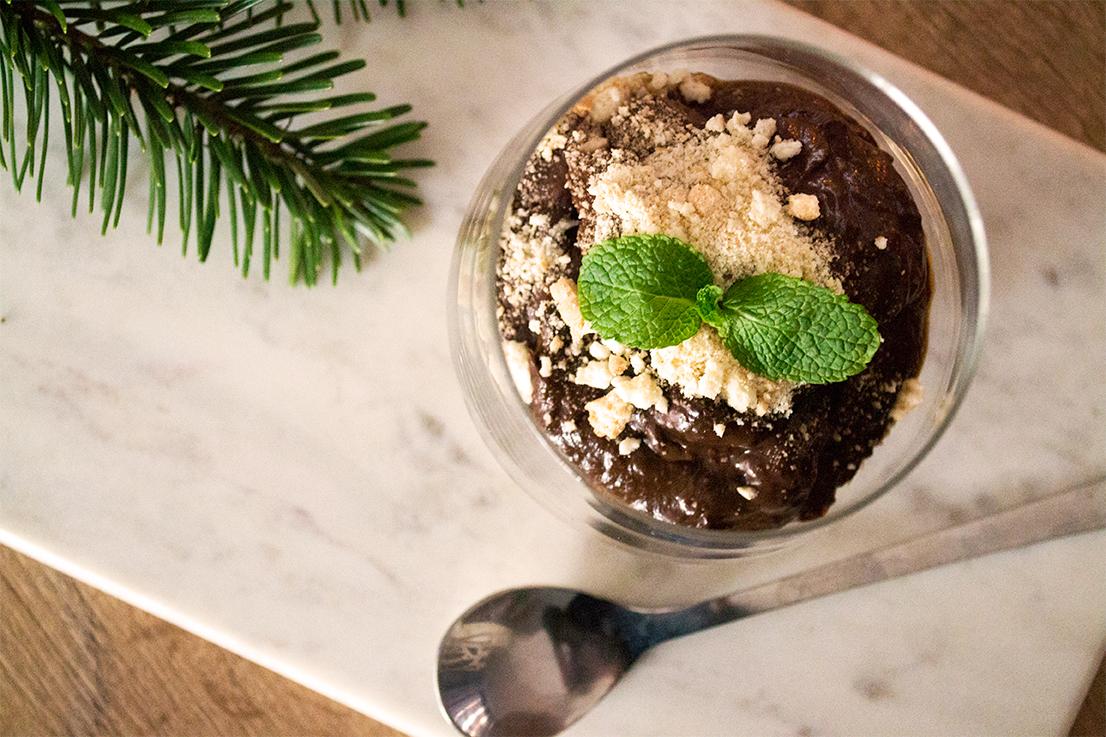 chocolademousse glutenvrij recept