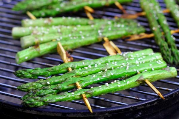 asperges barbecue recept
