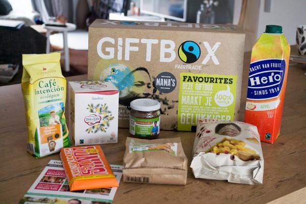 Fairtrade Giftbox Moederdag