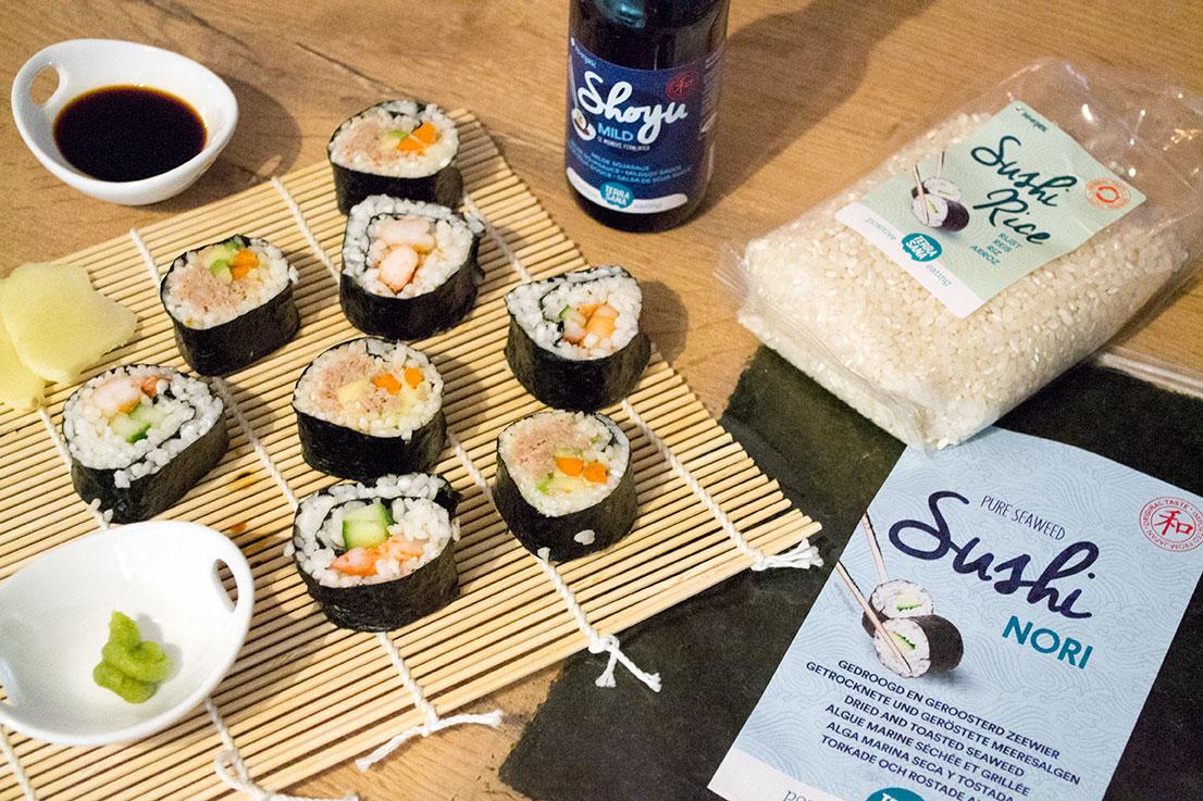 terrasana sushi