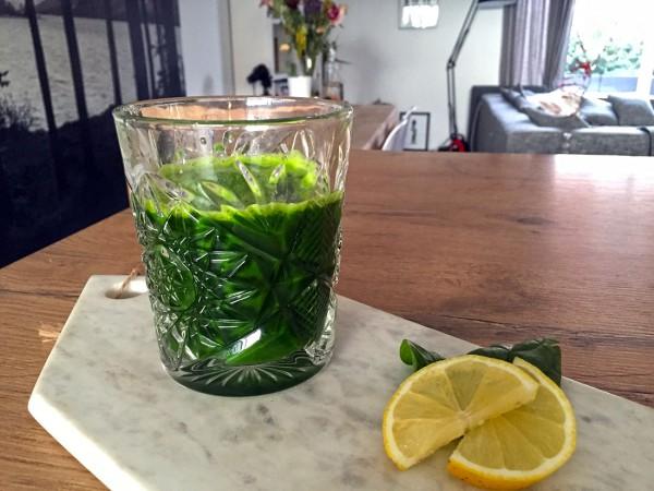 slowjuice greenjuice