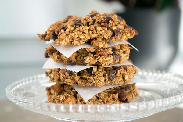 gezonde havermout koekjes