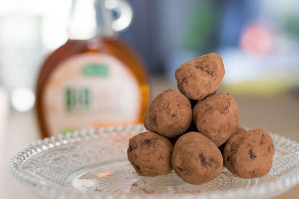 recept truffels vegan