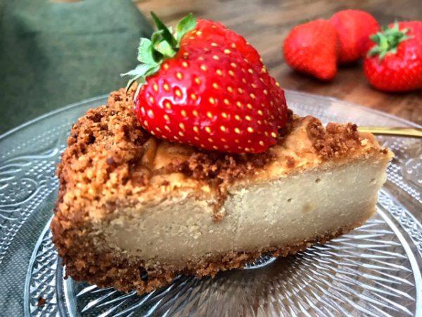Vegan NY Cheesecake