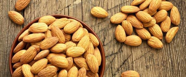 zijn amandel noten goed
